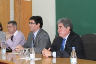 Inauguración de la Jornada entre empresas y Master Internacional de Geotecnia de CEDEX